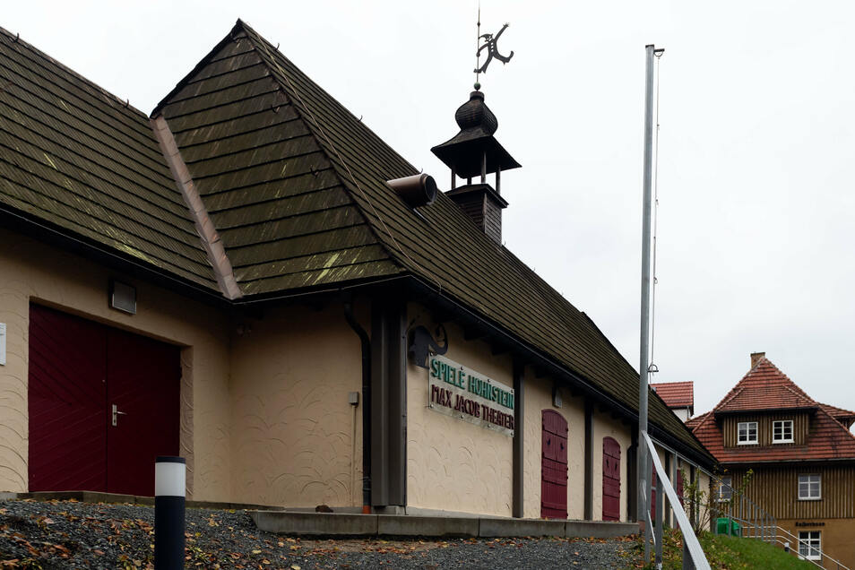 Der Vorhang hebt sich auch im Max-Jacob-Theater in Hohnstein wieder.