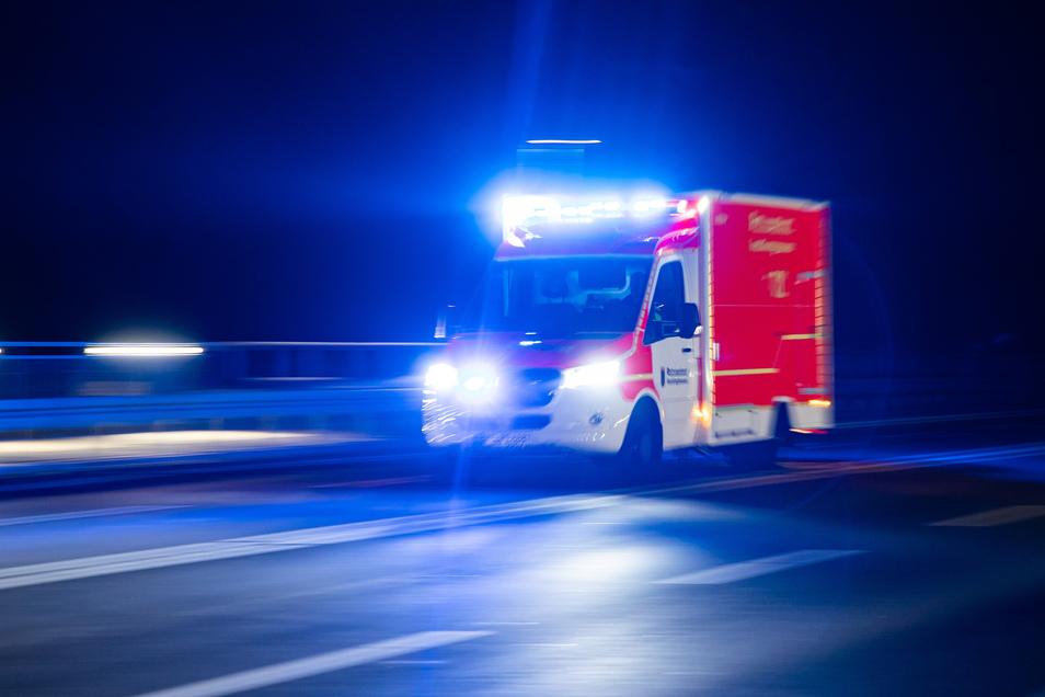 Auf der A72 bei Zwickau ist am Dienstagmorgen eine Person tödlich verunglückt.