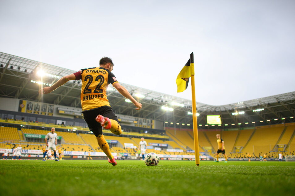 Dynamo Dresden bekommt von der Landeshauptstadt Dresden viel Geld - auch für eine günstigere Stadionmiete.