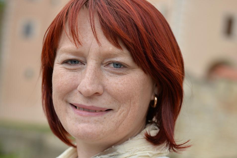 Oberbürgermeisterin Kerstin Körner (CDU).