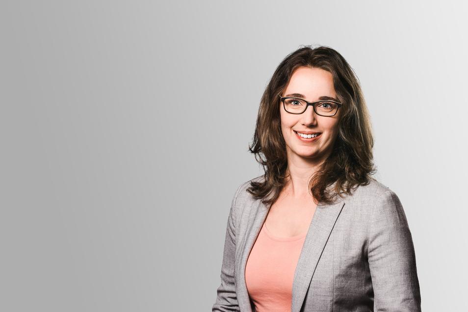 Julia Lüpfert aus Freiberg machte mit ihrem Startup Laviu die Erfahrung des Scheiterns. Das hielt sie nicht ab, neu zu gründen.