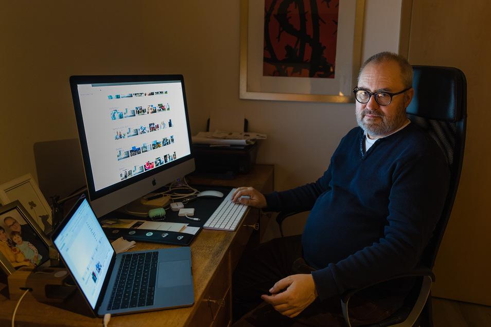 Ulf Mallek führtals Regionalchef die Lokalredaktionen im Elbland.