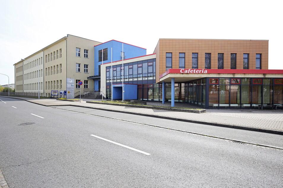 Am BSZ für Technik und Wirtschaft in Riesa lernten zuletzt 954 Schüler.