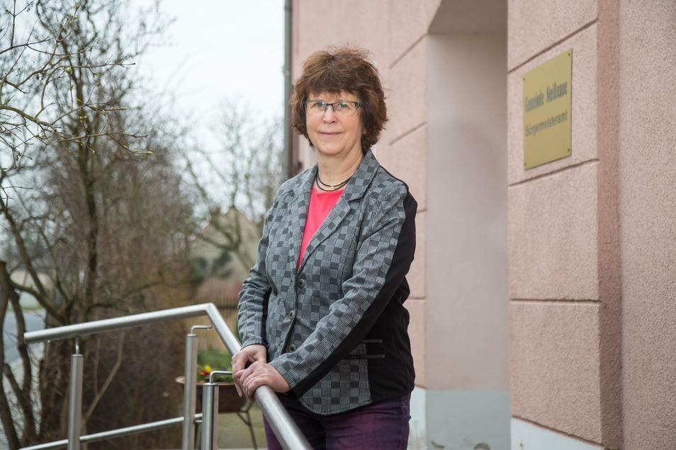 Bürgermeisterin Evelin Bergmann will nach dem für sie enttäuschenden ersten Wahlgang sich keinem zweiten stellen. Sie verzichtet auf eine weitere Kandidatur in Neißeaue.