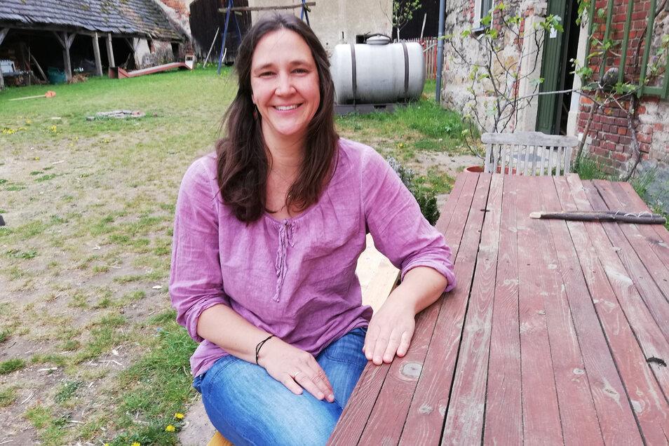 Maria Freudrich aus Ludwigsdorf führt Kindergottesdienste in der Görlitzer Innenstadtgemeinde durch.