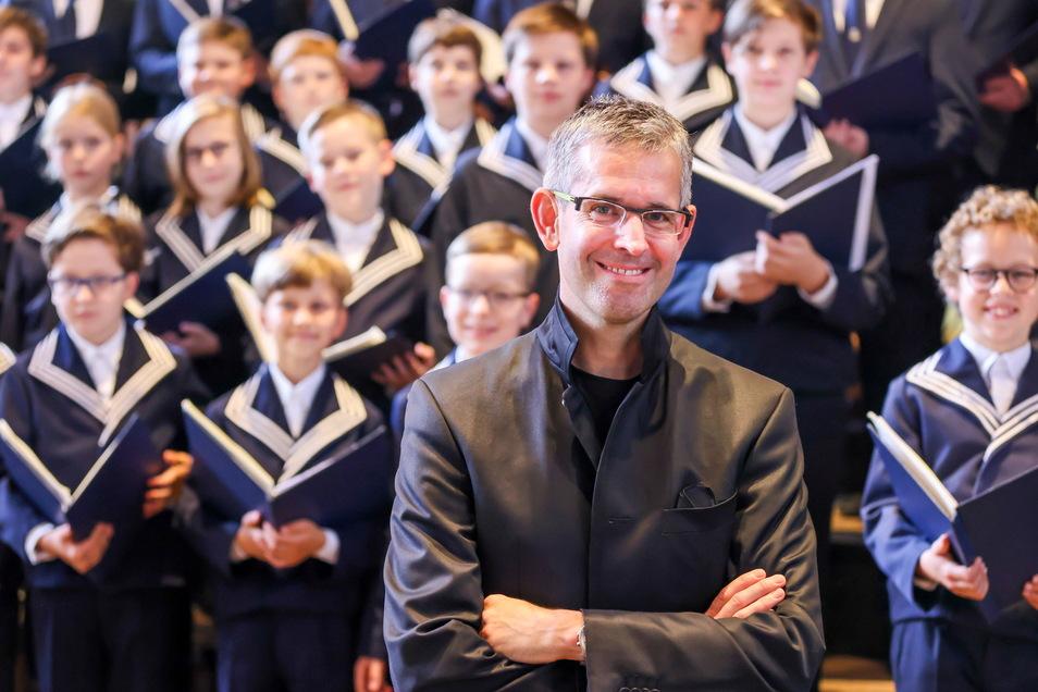 Der 46-Jährige ist der 18. Nachfolger von Johann Sebastian Bach
