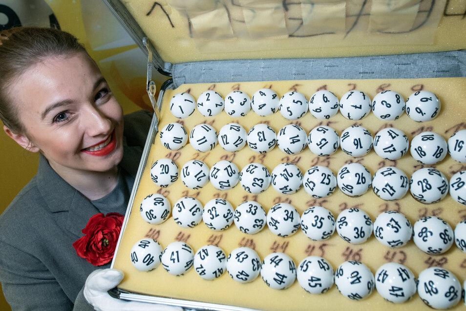 Vergangene Lottozahlen