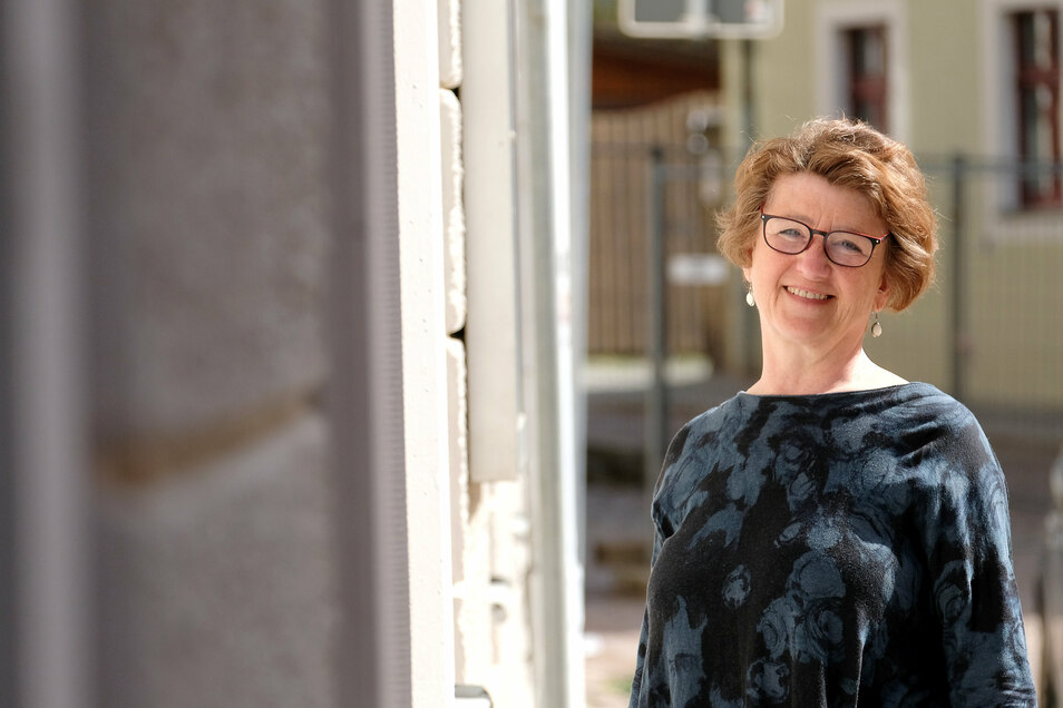 Birgit Richter, Geschäftsführerin der Seeg Meißen