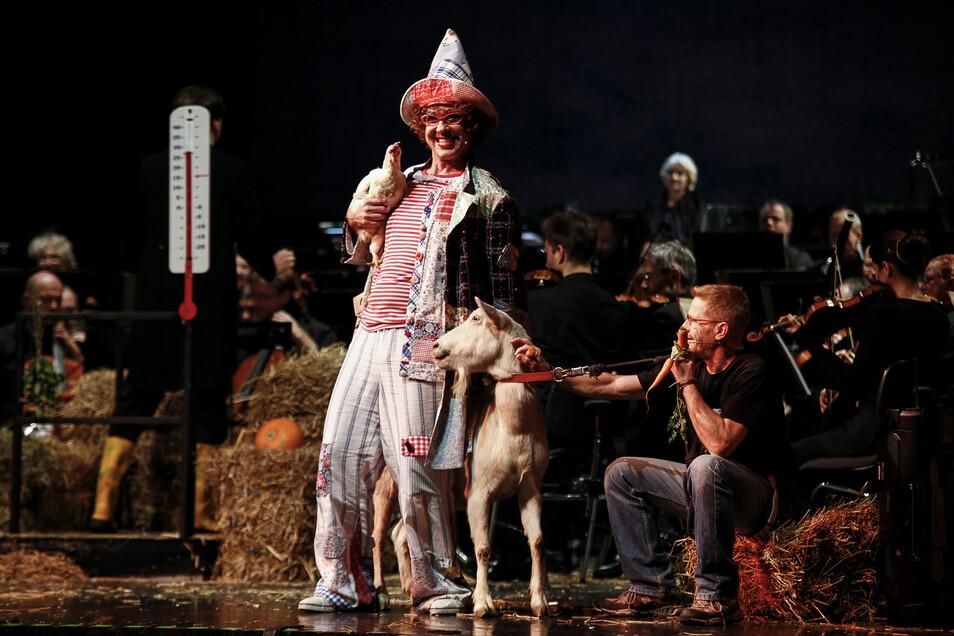 Die Jungen Konzerte gehören zu Arauners Lieblingsangeboten des Theaters. Durch die Verlängerung seiner Intendanz wird er auch das 100. im Jahr 2021 erleben.