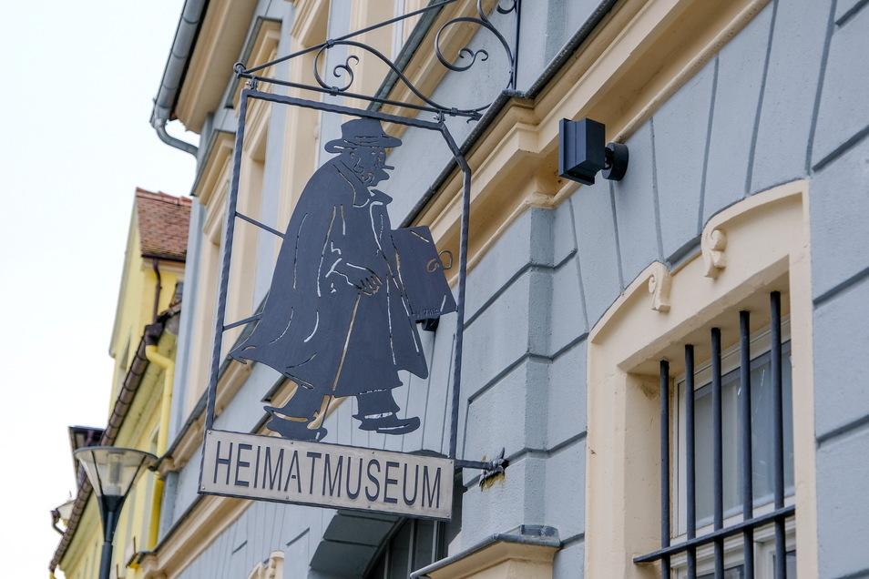 In Radeburg ist noch nicht entschieden, wann das Heimatmuseum wieder besucht werden kann.