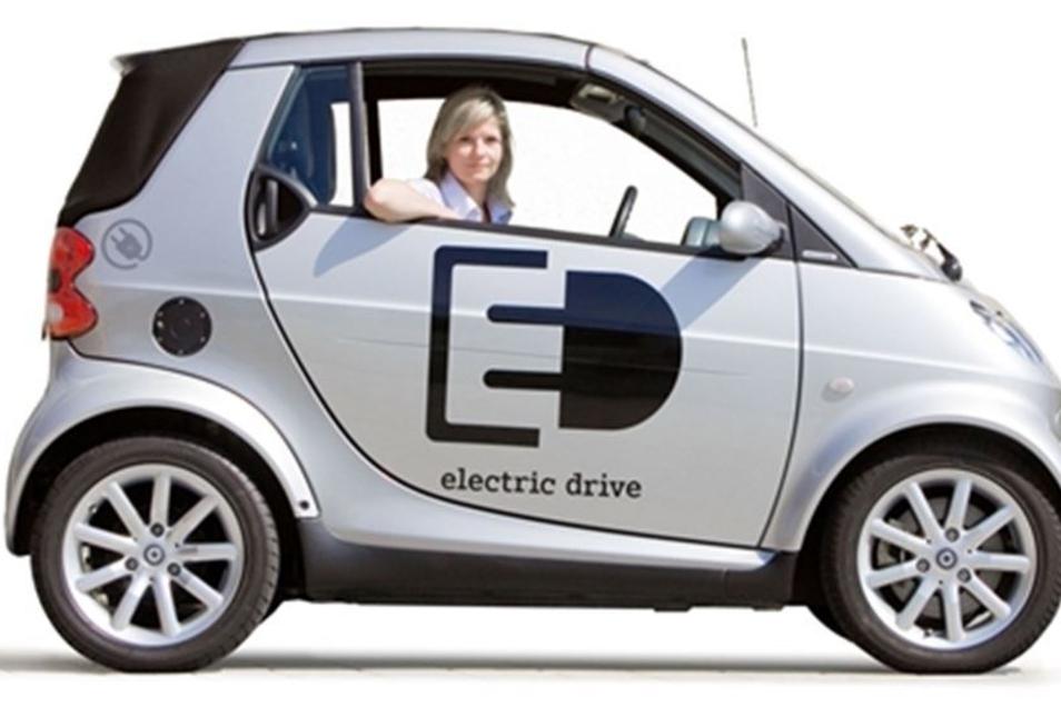 Die Accumotive in Kamenz produziert unter anderem Batterien für den E-Smart.