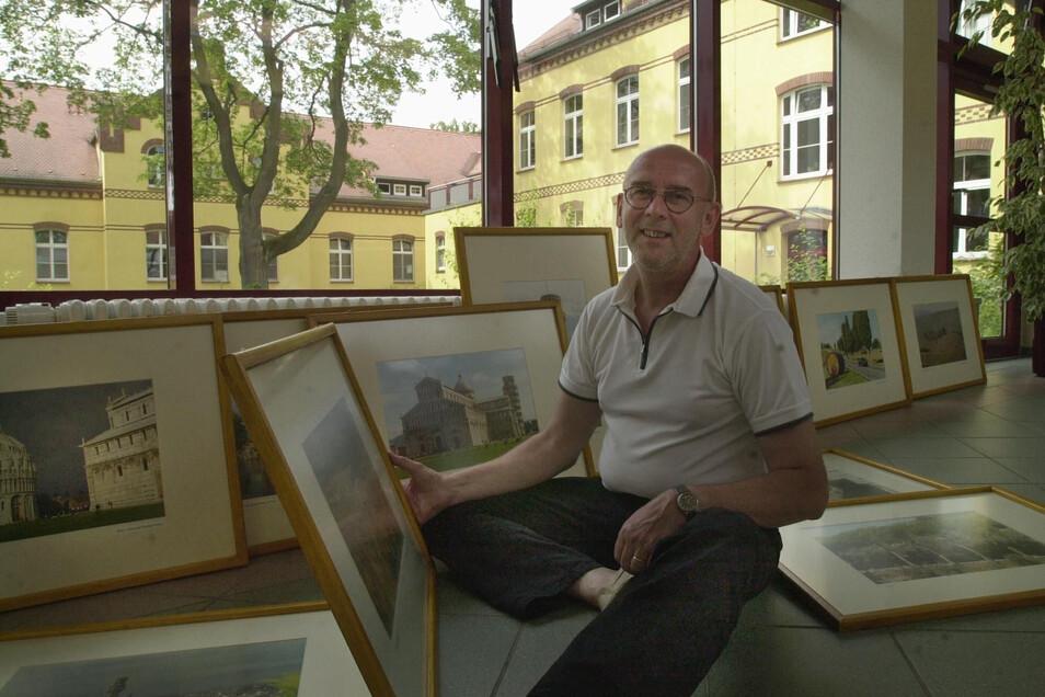 Die Ergebnisse seiner Fotoleidenschaft zeigte Böer in Ausstellungen.