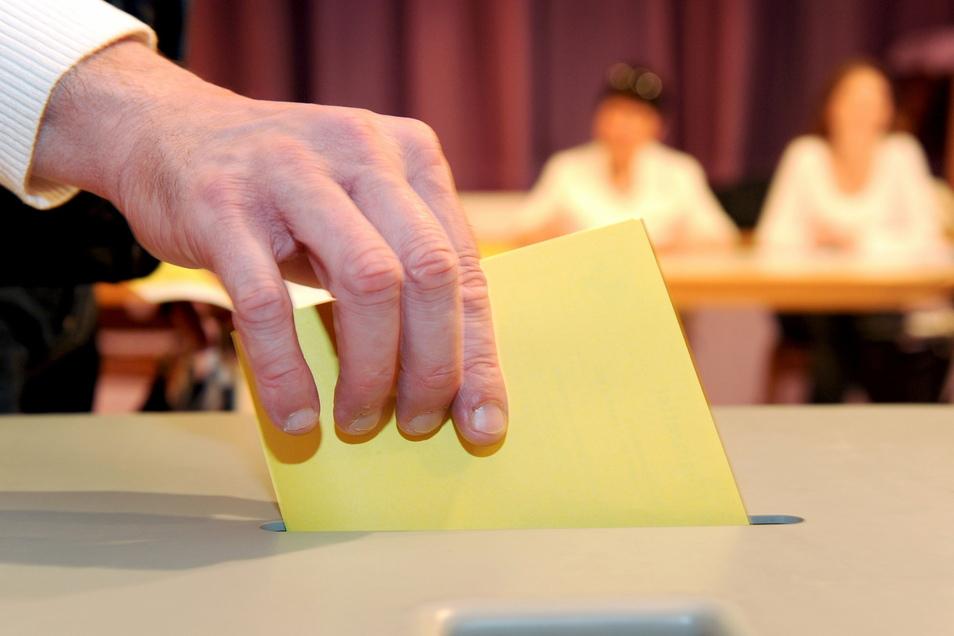 Wenn der Bundespräsident zustimmt, könnte am 26. September 2021 ein neuer Bundestag gewählt werden.