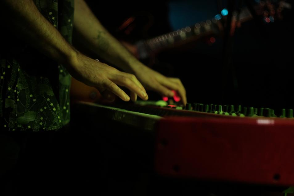 Die DJs lieferten verschiedene Musikstile.
