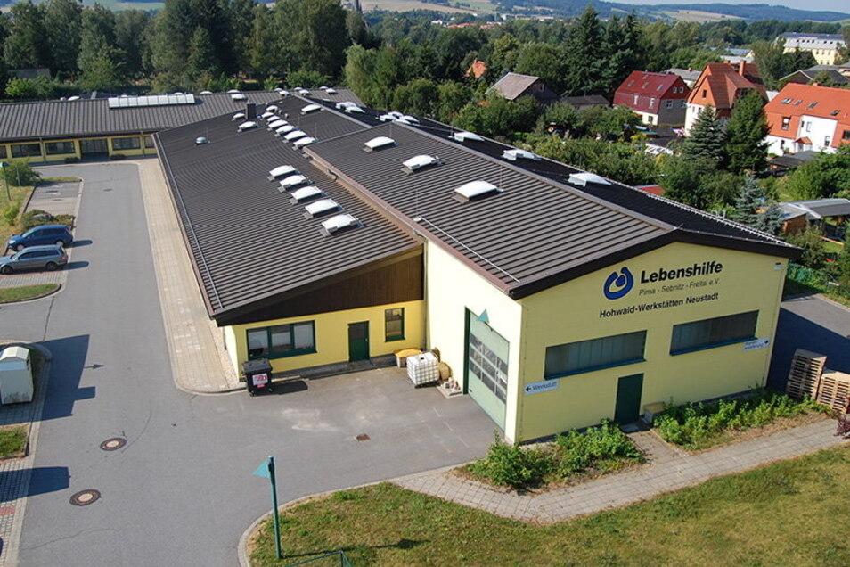 Die Hohwald-Werkstätten in Neustadt wurden gezielt bestohlen.