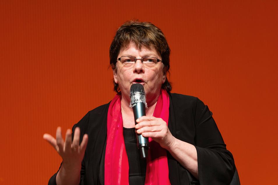 Die sächsische Landtagsabgeordnete Kerstin Köditz (Linke) will Vizechefin der Linken werden.