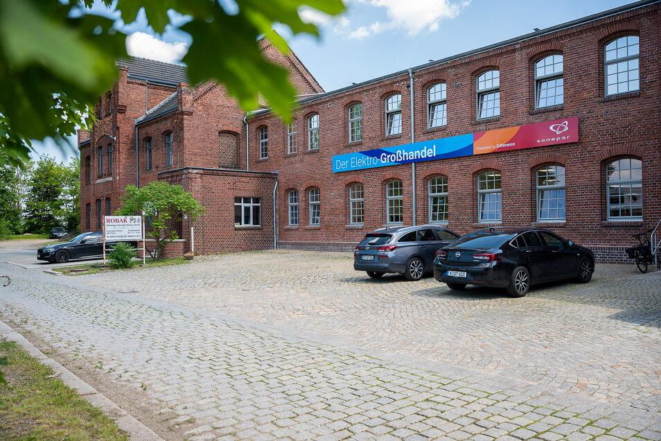 Der Elektro-Großhandel Sonepar ist einer der ersten neuen Mieter auf dem Roscher-Gelände auf der Reichenbacher Straße in Görlitz. Er bezog frühere Räume der ATH Auto-Teile-Handel GmbH.