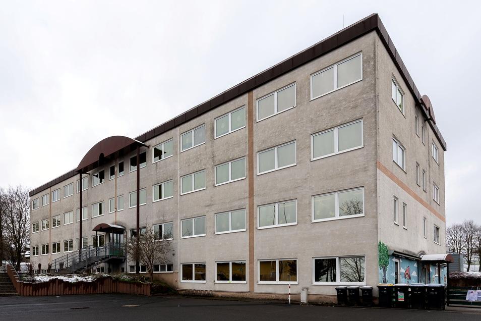 An Förderschule und Kindergarten in Ehrenberg starten umfangreiche Bauarbeiten.