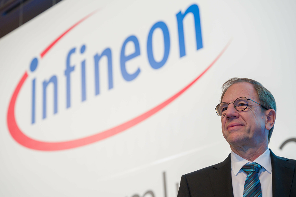 Mikrochips sind plötzlich wieder so gefragt, dass Hersteller wie Infineon kaum hinterherkommen. Konzernchef Reinhard Ploss lässt mehr Maschinen in Dresden und im österreichischen Villach aufstellen.