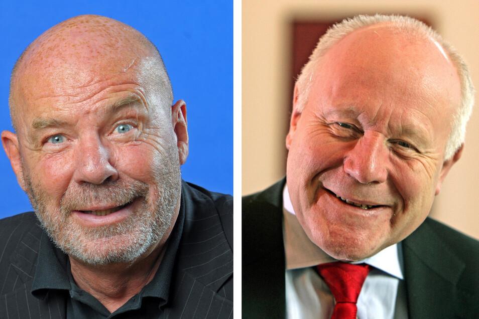 Am 17. Januar sind der ehemalige Innenminister Heinz Eggert und Ex-Ministerpräsident Georg Milbradt (beide CDU) in Seifhennersdorf zu Gast.