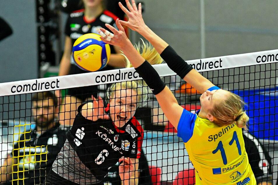 Beim letzten Aufeinandertreffen in Dresden hatte der DSC keine Chance. Schwerin gewann das Supercup-Spiel mit 3:0.