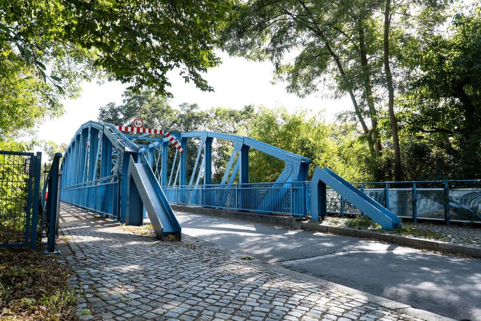 Wirkt so unscheinbar und hat doch schon so viel Leid gebracht: die Teufelsbrücke auf der Eichdorffstraße in Görlitz.