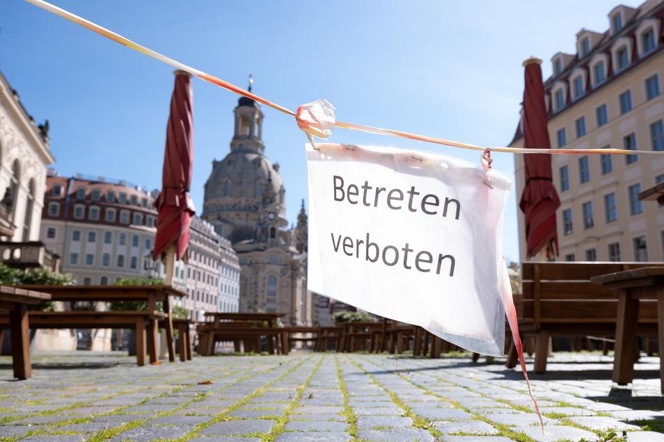 Wann öffnet die Außengastronomie in Dresden wieder? Die Infektionszahlen machen Mut, dass es bald soweit sein könnte.
