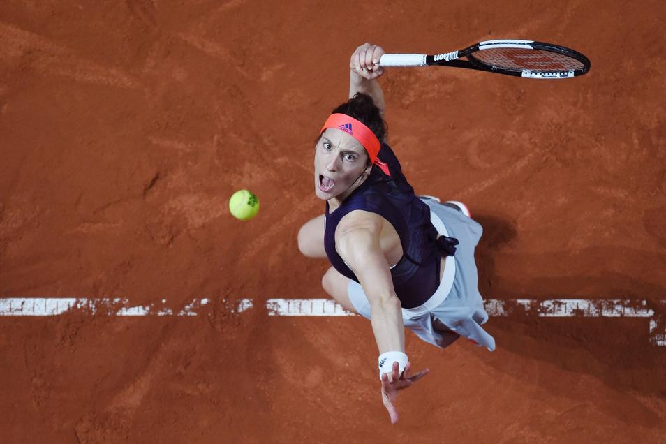 Andrea Petkovic wurde 1987 in Tuzla (Jugoslawien, heute Bosnien-Herzegowina) geboren. Bisher gewann sie sechs WTA-Turniere.