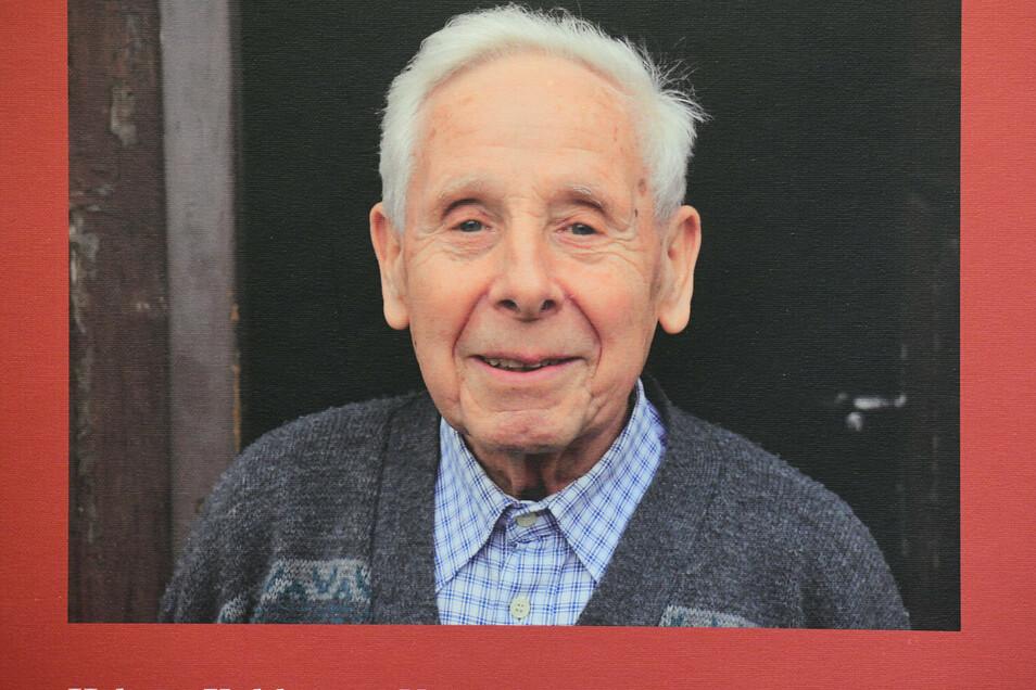 Helmut Kahlert war Webmeister in Großschönau. Gemeinsam mit dem Textilfachmann Gottfried Pilz hat er maßgeblichen Anteil am Erfolg des Rosshaar-Jacquard-Experiments.