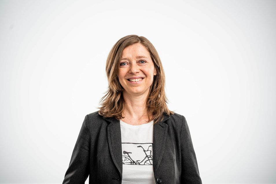 Katerina Lohse ist Vorstandsvorsitzende der Stiftung Lichtblick – eine Initiative der Sächsischen Zeitung, die 1996 an den Start ging.