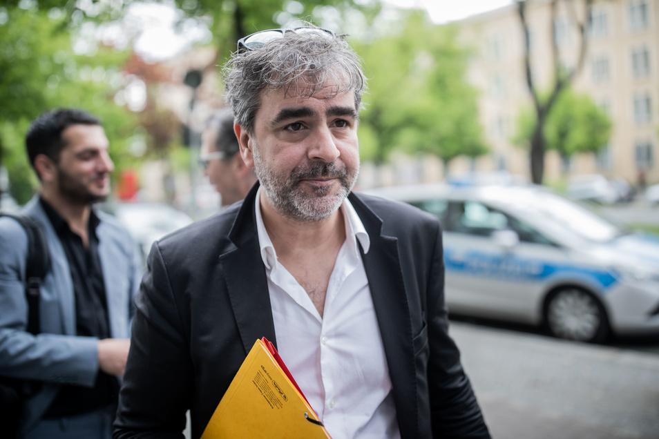 Deniz Yücel saß von Februar 2017 bis Februar 2018 ohne Anklageschrift im Hochsicherheitsgefängnis westlich von Istanbul ein. Von türkischer Seite wird ihm Terrorpropaganda vorgeworfen.