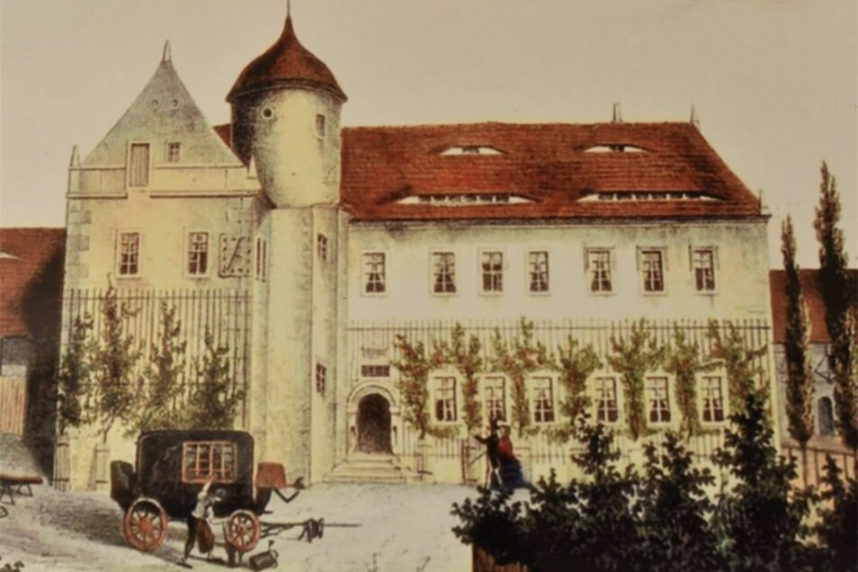 So schön soll das Herrenhaus Limbach wieder werden.