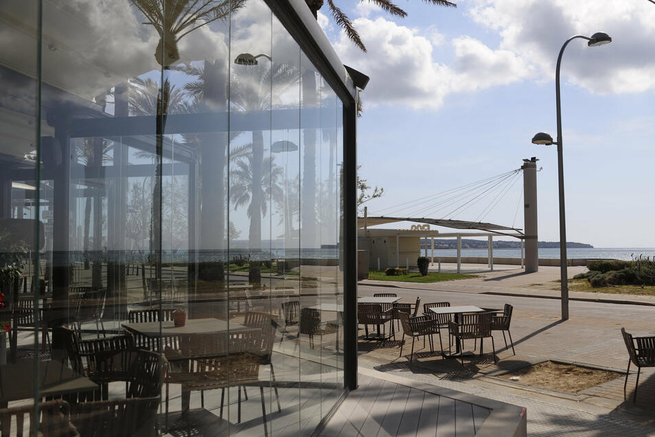 Hotels und Restaurants auf der Ferieninsel sind geschlossen.