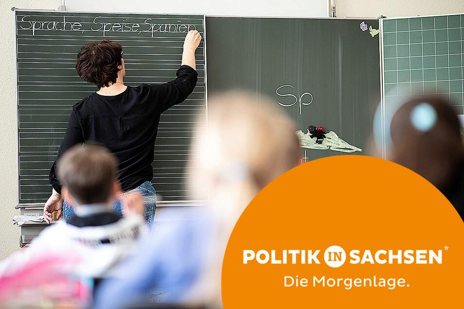Vor allem in ländlichen Region hat der Freistaat nach wie vor Probleme, ausreichend Lehrer zu finden.