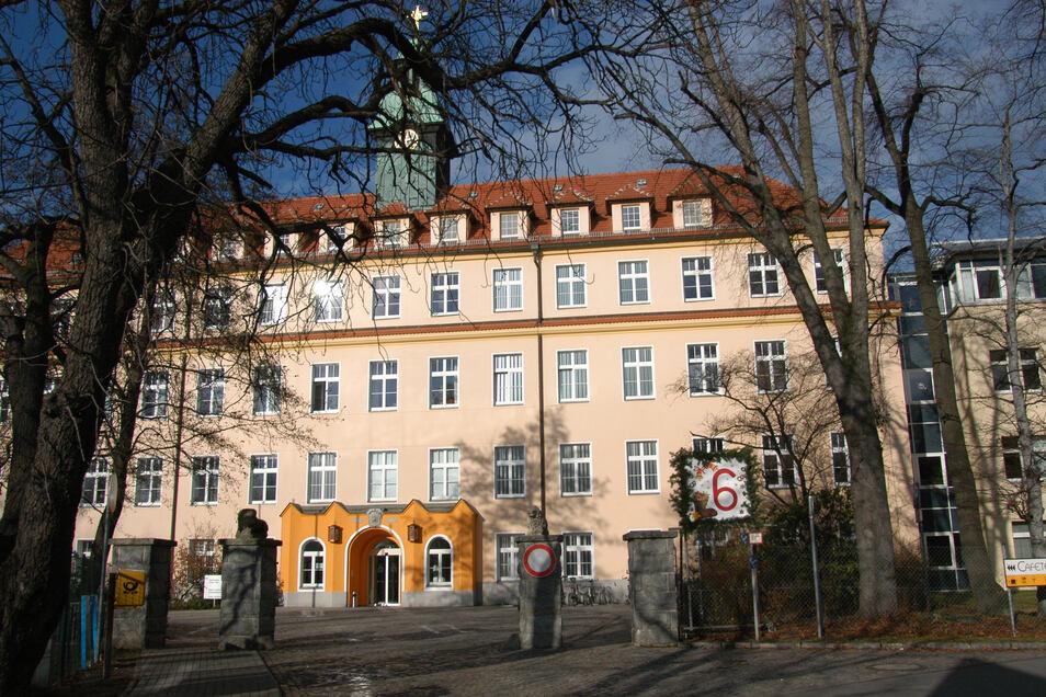 Das Carolus-Krankenhaus in Görlitz. Die Malteser wollen es verkaufen.