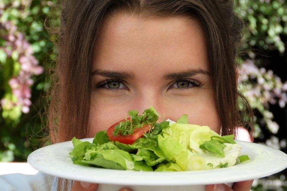 Gesundes Essen hilft natürlich gegen Kummerspeck. Aber auch eine neue, hochmoderne Technologie aus der Schweiz.