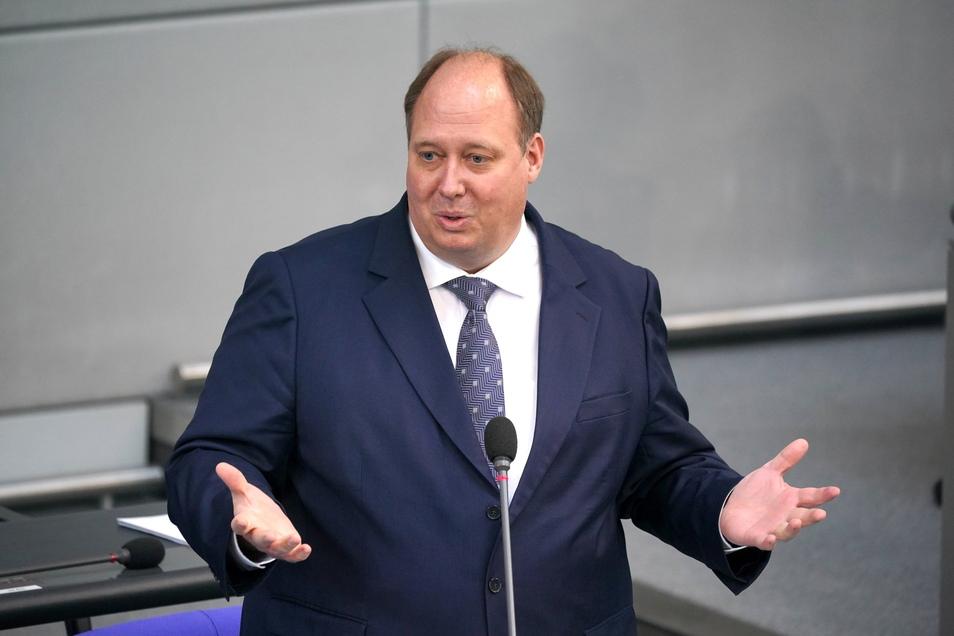 Helge Braun (CDU), Chef des Bundeskanzleramtes, macht Geimpften Hoffnung.
