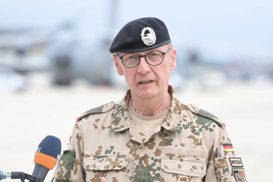 Brigadegeneral Ansgar Meyer, der letzte Befehlshaber der Bundeswehr in Afghanistan, wird künftig die Spezialkräfte des Heeres leiten.