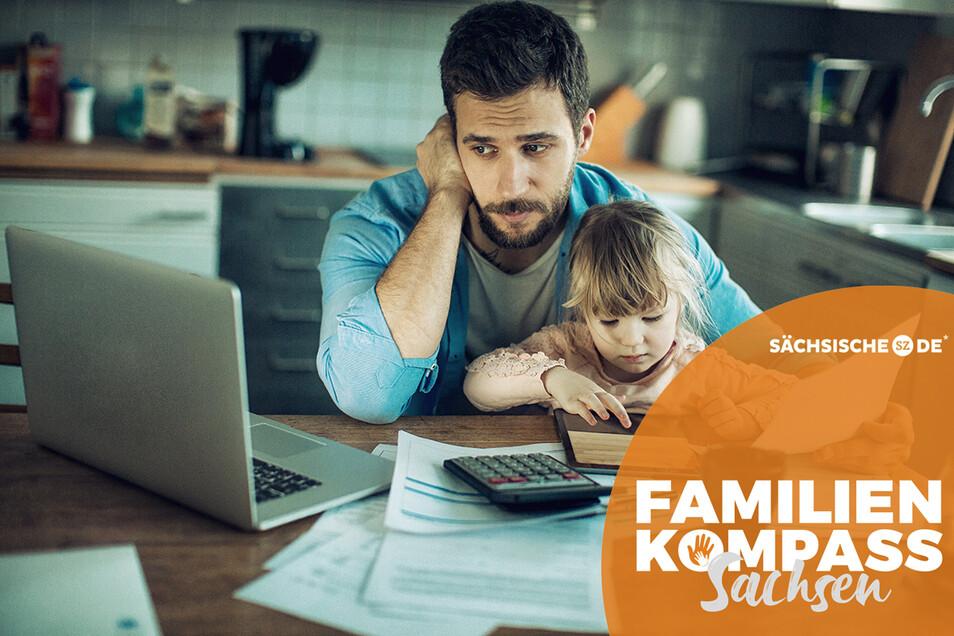 Wie lassen sich Beruf und Familie verbinden? Die Corona-Krise verleiht dieser Frage noch mehr Gewicht. Die TU Chemnitz sucht Antworten.