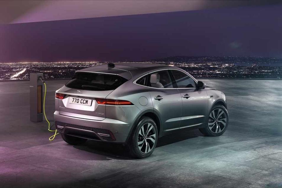 Bei Jaguar ist schon bald Schluss mit Verbrennungsmotoren.