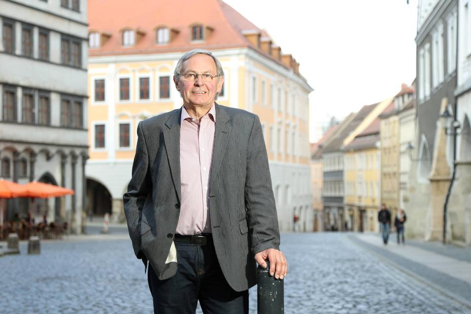 Dr. Rolf Weidle ist einer der beiden Autoren dieses Appells.