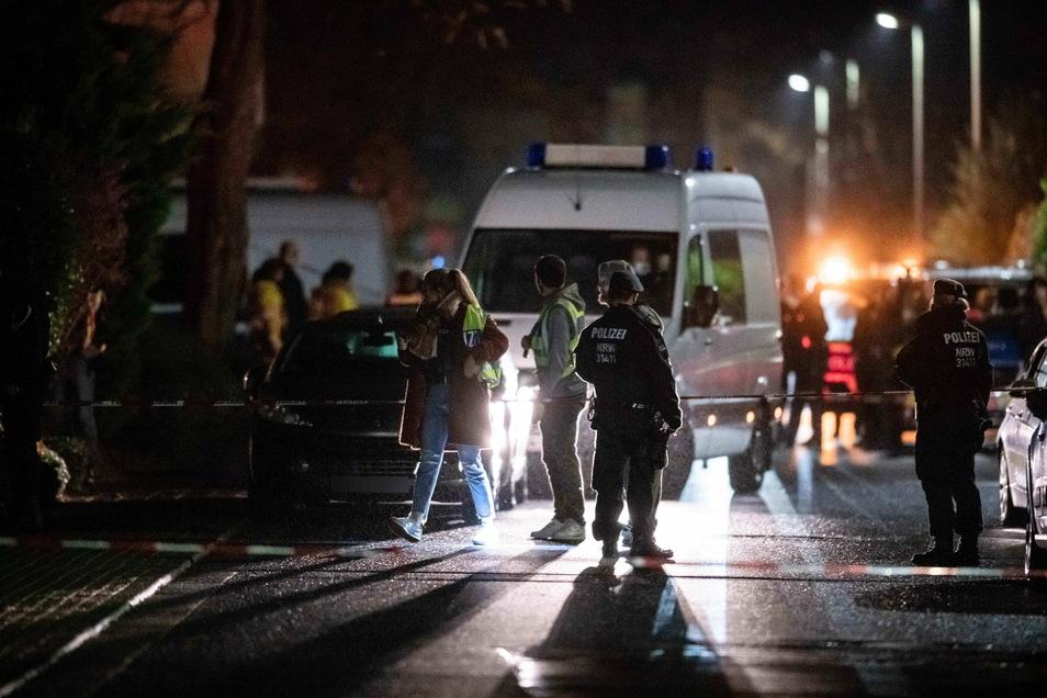Meckenheim: Mann stirbt nach Schusswechsel mit Polizei