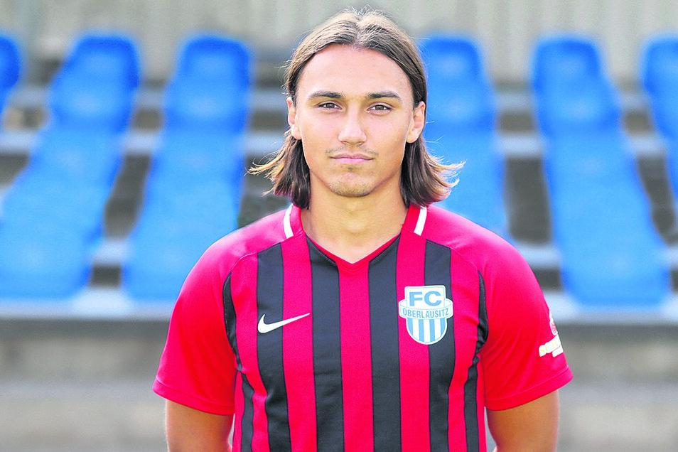 Nr.7 Jakub Moravec (23), Mittelfeld