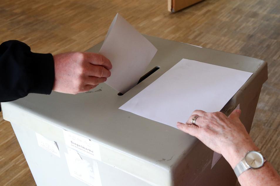 Am ersten September müssen Einwohner von Wachau und Lichtenberg gleich zwei Entscheidungen treffen: Wer zieht in den Landtag ein und sollen die Gemeinden  fusionieren?