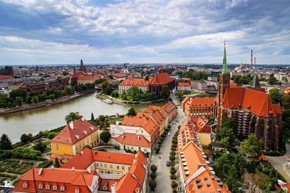 Tagesfahrt nach Breslau für 1 Person - in der Auktion ab 16 € statt 52 €