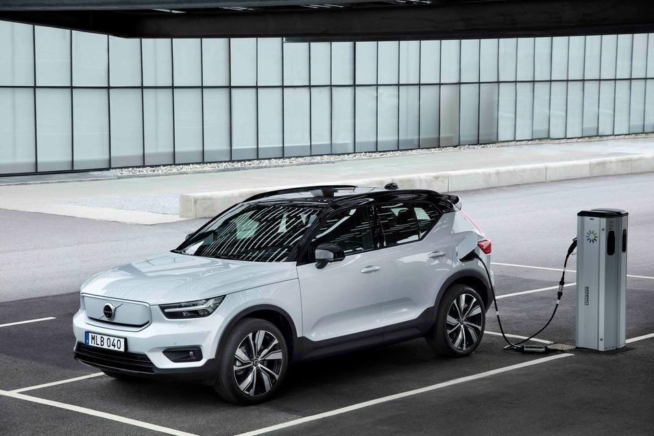 Auch Volvo will künftig keine Verbrenner mehr bauen.