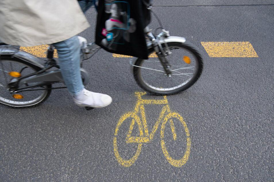 Mehr Sicherheit für Radfahrer: Dafür arbeitet die Gemeinde Neukirch jetzt an einer Lösung.