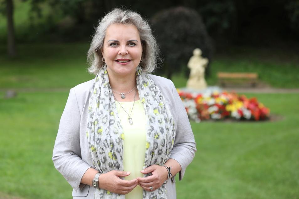 Veronika Bellmann verlässt nach fünf Wahlperioden den Bundestag.