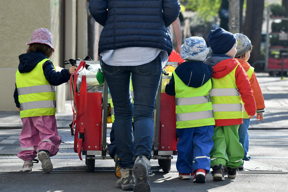 Die Stadt Waldheim erhöht die Elternbeiträge für die Ktas und den Hort.