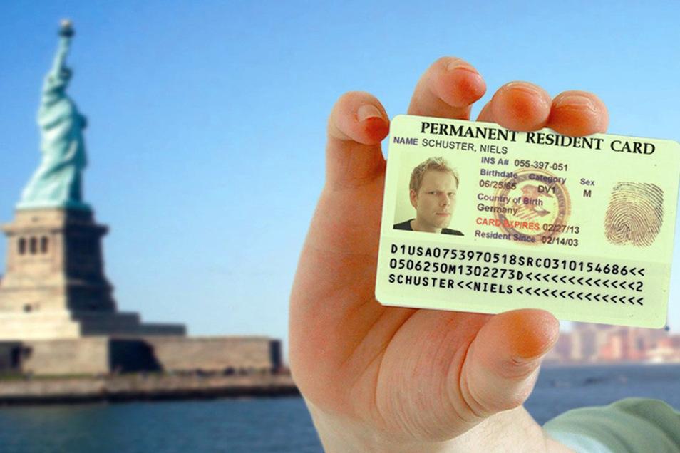 In den USA soll es deutlich schwieriger werden, eine Green Card zu erhalten.